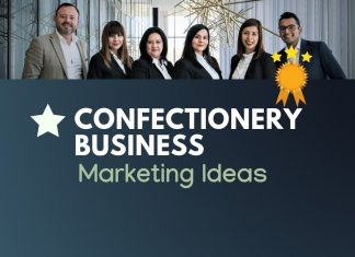 Confectionery Business marketing