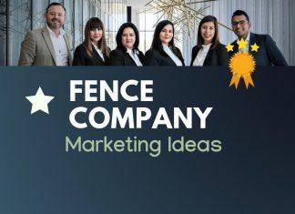 Fence Company Marketing