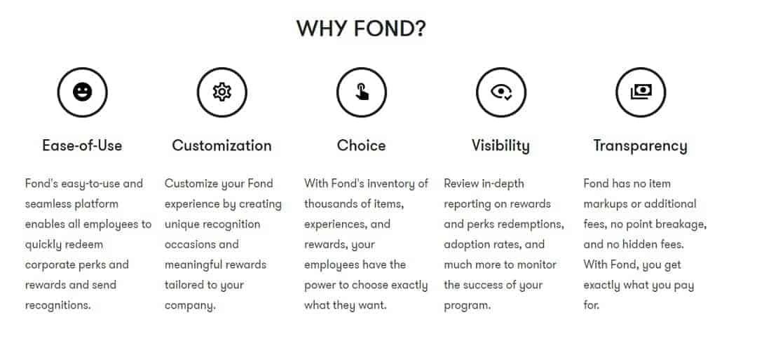 fond software review