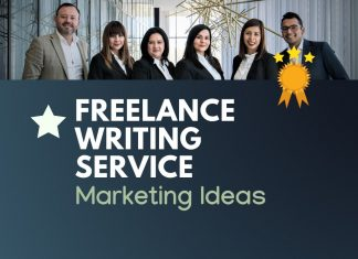 Freelance Writer marketing tips