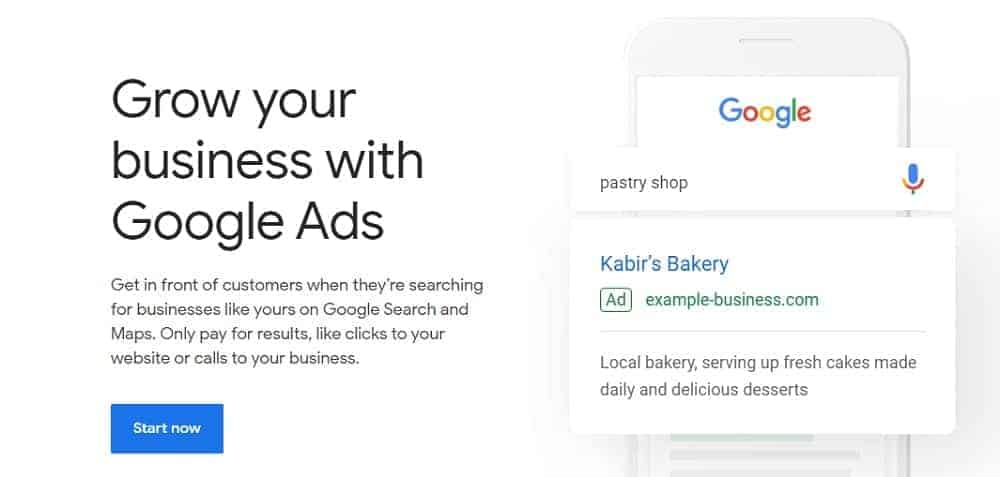 google ads review