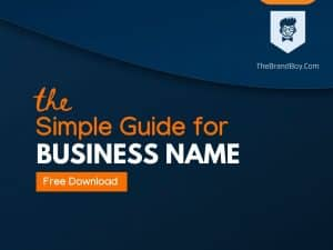 guide to business name