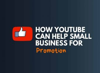 how youtube help small business promotion