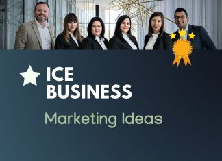 Ice Cube Business marketing