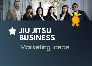 Jiu-Jitsu Classes marketing
