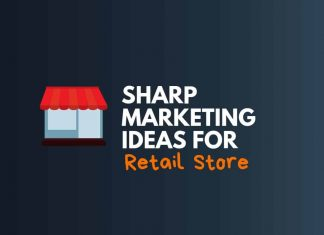 marketing ideas for retail store