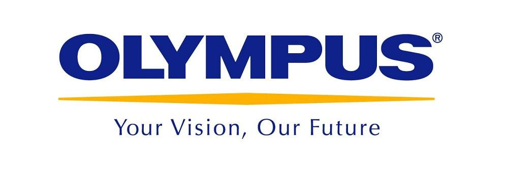 olympus logo with slogan