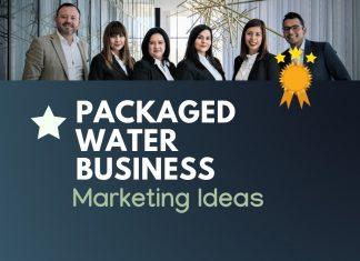 Packaged Bottled Business marketing