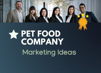 Pet Food Business Marketing