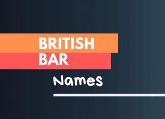 british bar business names
