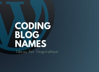 Coding Blog Names
