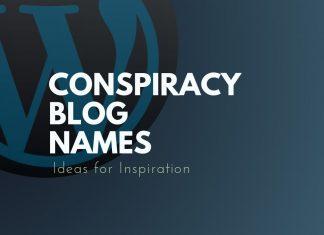 Conspiracy Blog Names