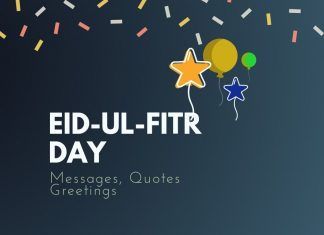 Eid al-Fitr Messages