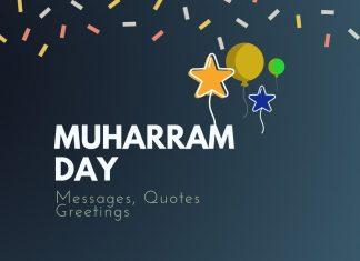 Muḥarram Day Messages