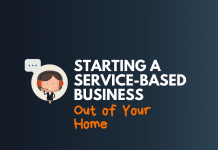 starting service based business