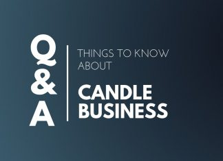 Things know About Candle Business