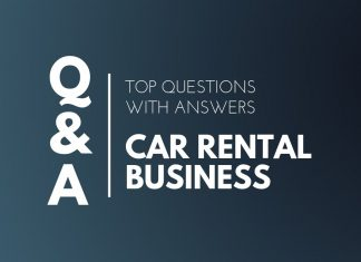 Car Rental Business Questions