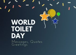 World Toilet Day Messages
