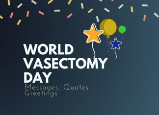 World Vasectomy Day Messages