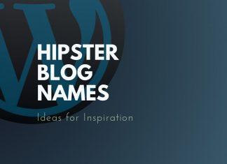 Hipster Blog Names