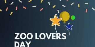 Zoo Lovers Day Messages