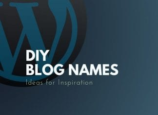 DIY Blog Names