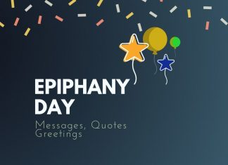 Epiphany Day Messages
