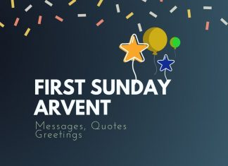 Advent Sunday Messages