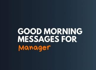 Good Morning Messages Manager