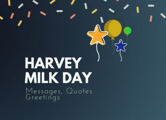Harvey Milk Day Messages