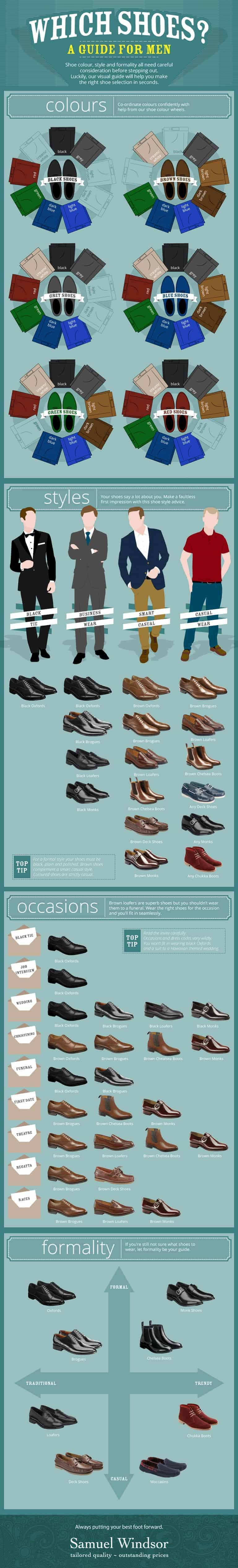 shoes guide for entrepreneurs