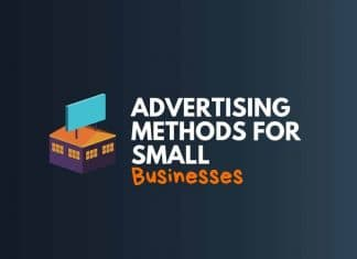 Advertising Methods for Small Businesses