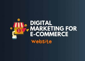 Digital Marketing for E-Commerce Website