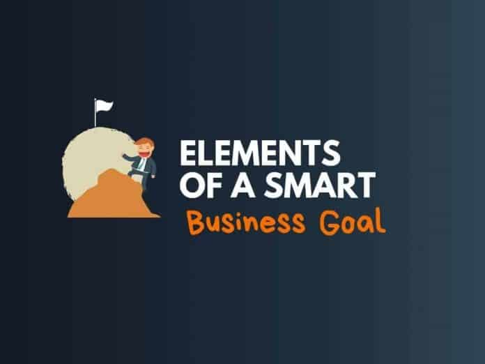 Elements of a SMART Business Goal