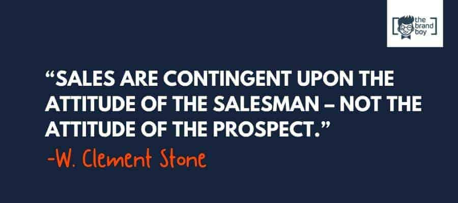 powerful Sales Quotes