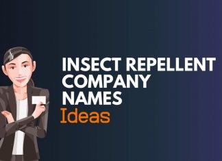 insect repellent Company Names