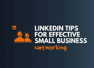 LinkedIn Tips for Small Business Networking