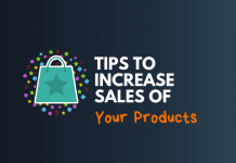 Increase Sales of Your Products