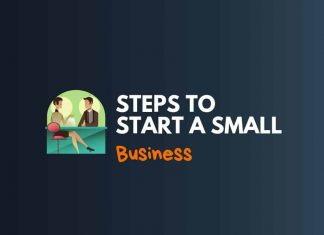Steps to Start Small Business Today