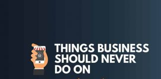 Things a Small Business Should Never Do on Social Media