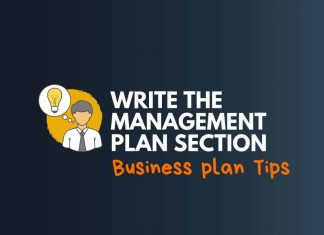Tips to Write Management Plan