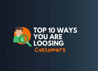Ways Business Losing Customers