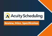 Acuity Scheduling Review, Price, Specification