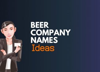 beer company names ideas