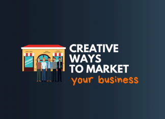 Creative ways to market your New Business