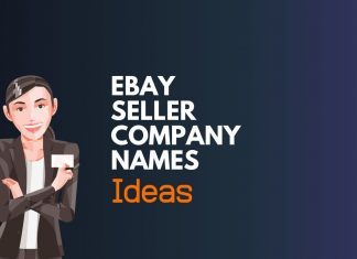 eBay Seller business Names ideas