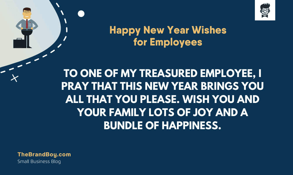 great happy new year wishes for employees