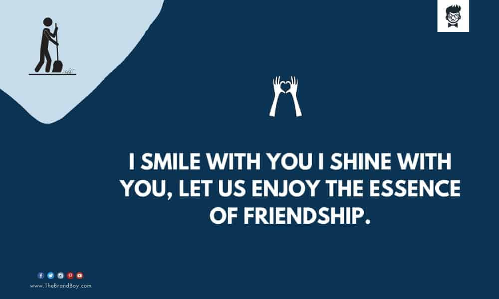 perfect Friendship Messages to the Peon