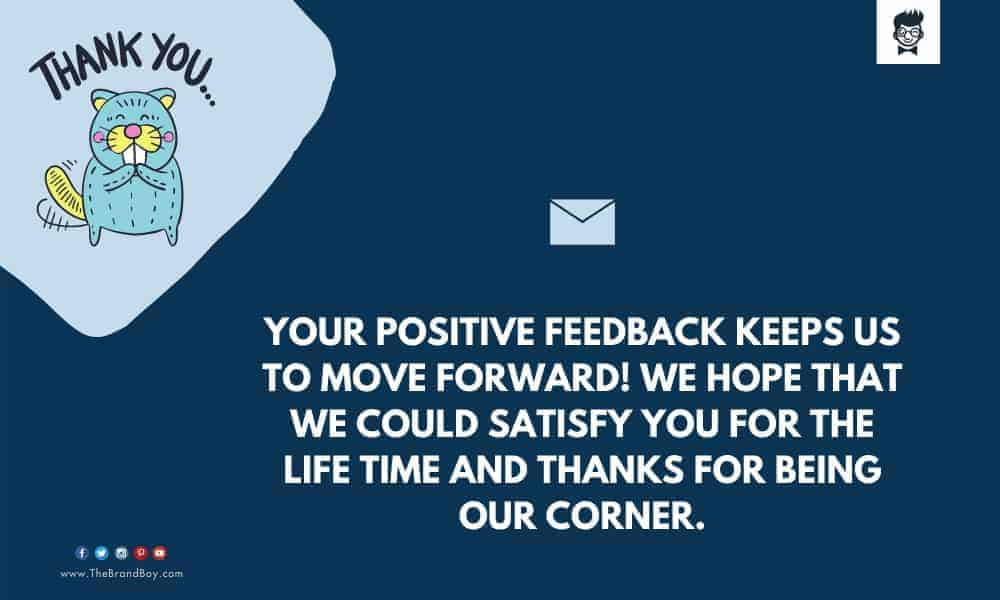 Best Business Thank you Messages for Dealer