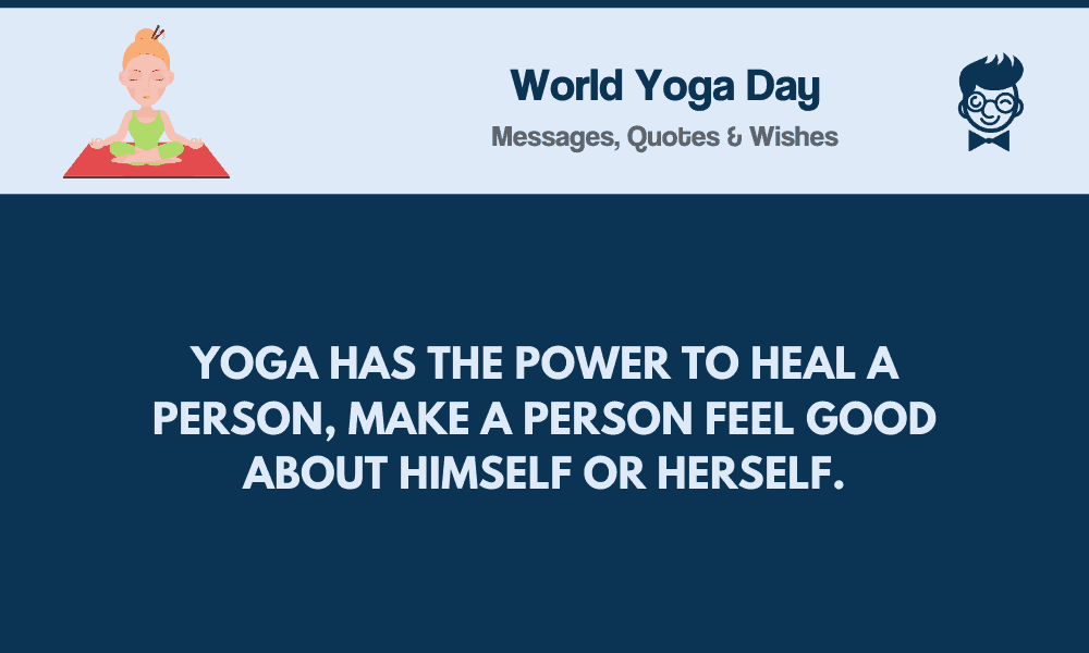 World Yoga Day 87 Best Messages Quotes Greetings